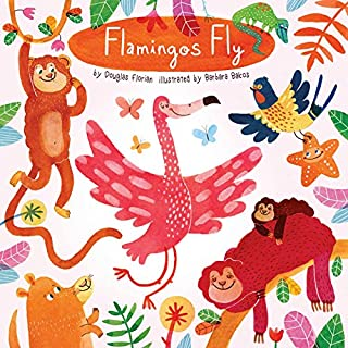 Book Cover: Flamingos Fly