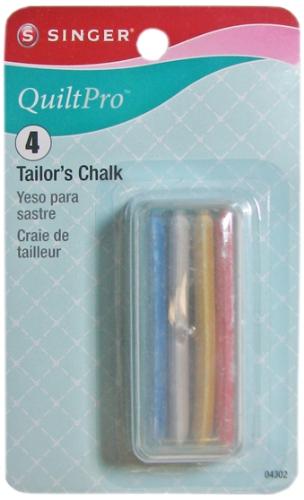 Singer 4 Tailor's Chalk (Singer Quilt Pins compare prices)