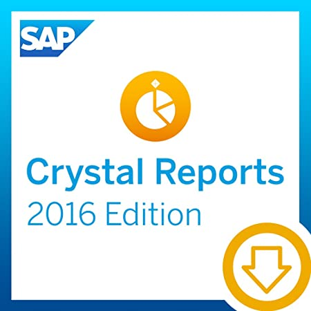 SAP Crystal Reports 2016, Full version [Download]