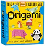 Origami 2010 Calendar