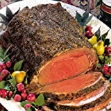 Half Prime Rib Roast 4-5.5 lbs. by Burgers' Smokehouse