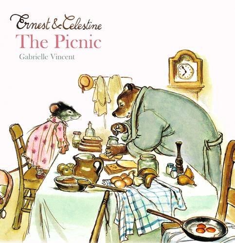 Ernest and Celestine - The Picnic (Ernest & Celestine)
