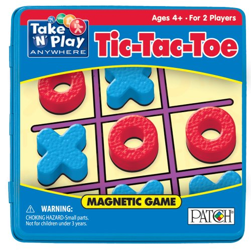 Tic-Tac-Toe - Take 'N' Play Anywhere Game (Tic Tac Toe Game compare prices)