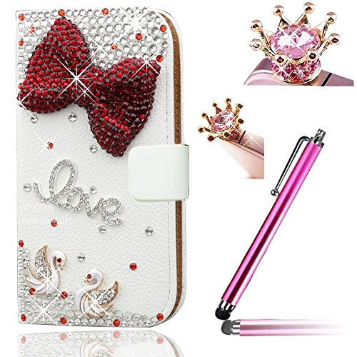 microsoft-lumia-640-xl-nokia-n640-cover-vandot-esclusivo-3d-diy-strass-diamond-arco-bow-pu-leather-p