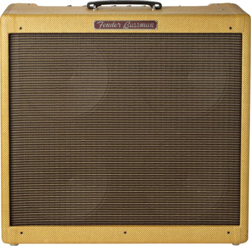 Fender '59 Bassman LTD 50-Watt 4x10-Inch Tube Bass Combo Amp