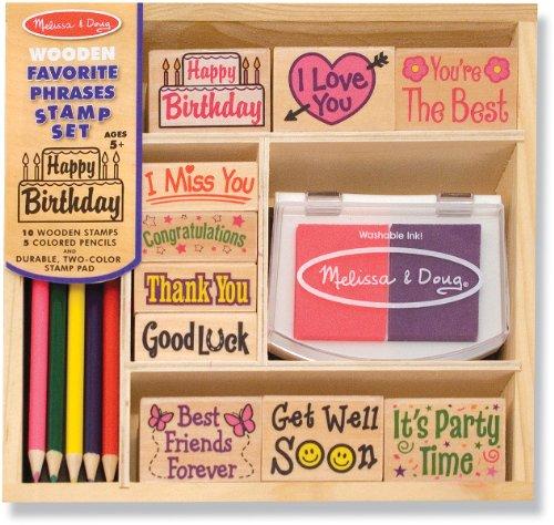 Favorite Phrases Stamp Set Case Pack 2