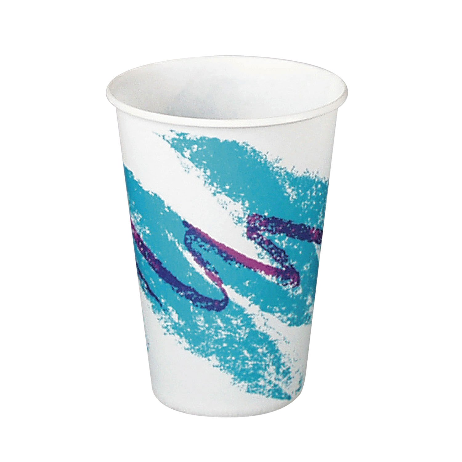 Every single one of us has seen this paper cup design, but