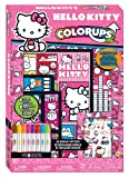 Savvi Hello Kitty Licensed Mega ColorUp Art Kit