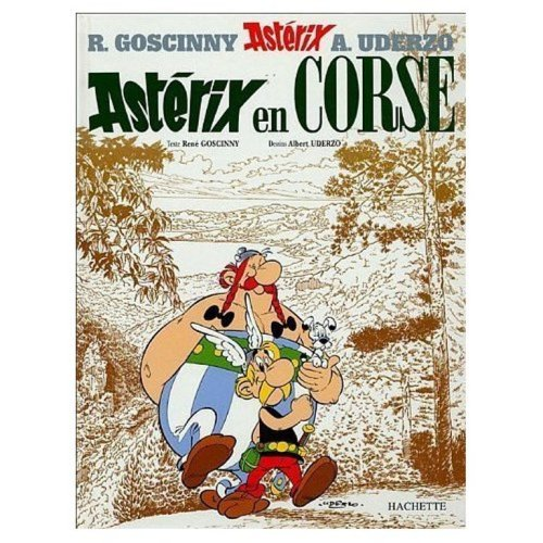 Asterix en Corse (French edition of Asterix in Corsica)