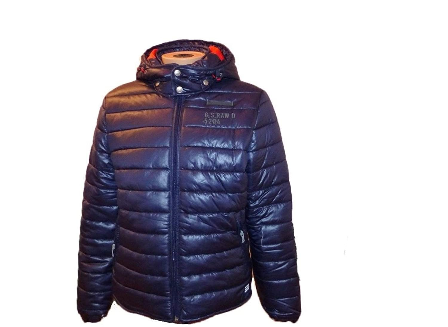 G-STAR HEADON HODDED WINTER HEEREN JACKE JKT SHADE Gr L kaufen