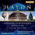 Symphonies londoniennes, vol. 1 - Symphonies n� 103
