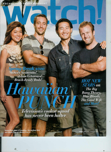 Watch magazine vol 6 issue 2 april 2011 hawaiian for Watch magazine customer service
