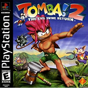 61rpI7krD8L. SL500 AA300  Download Tomba! 1 e 2 1998   PS1