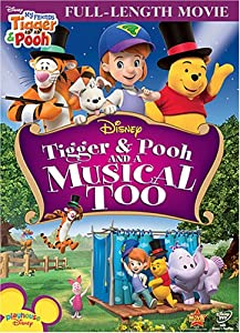 My Friends Tigger, Pooh and a Musical Too