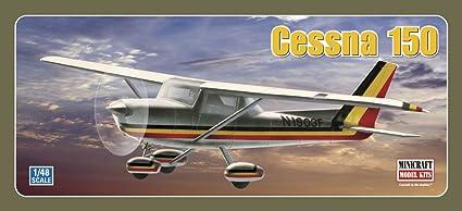 Minicraft 11608 Maquette Cessna 150 1:48