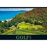 Golf 2015 - Sportkalender / Golfkalender international (50 x 34)