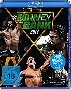Money in the Bank 2014 [Blu-ray]