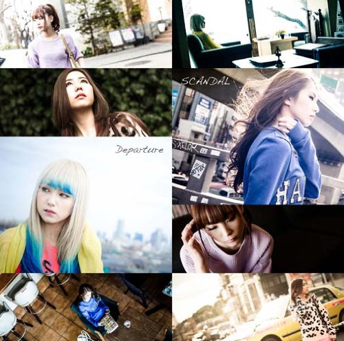 [Single](DVDISO) SCANDAL – Departure [2014.04.23]
