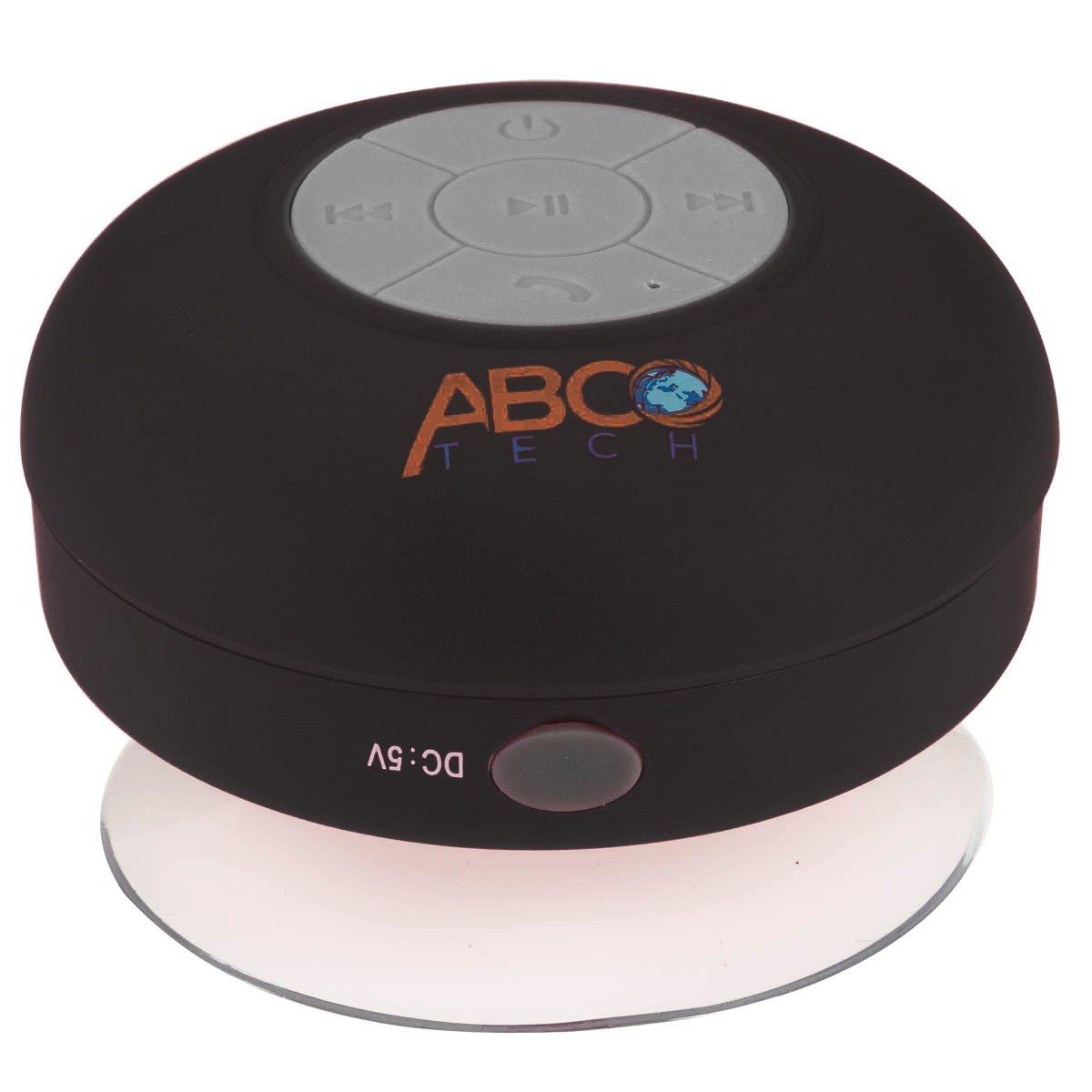 Abco Tech Water Resistant Wireless Bluetooth Speaker