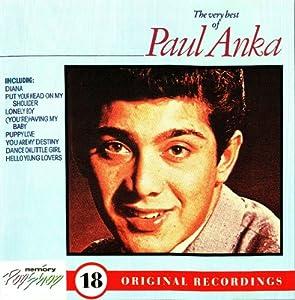 Paul Anka Paul Anka The Very Best Of Paul Anka Cd