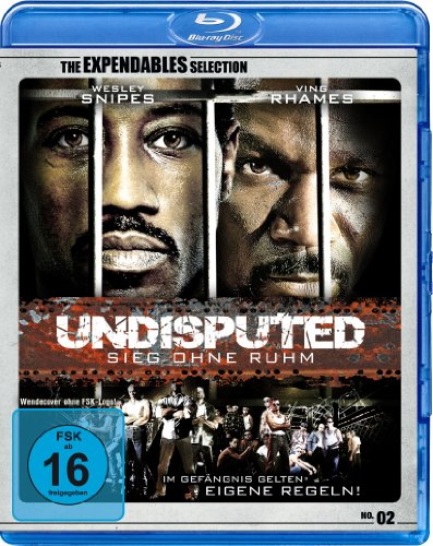 Undisputed - Sieg ohne Ruhm - The Expendables Selection No. 2 [Blu-ray]