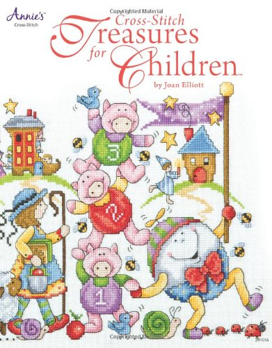 Cross-Stitch Treasures for Children
