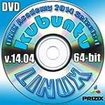 Kubuntu 14.04 Linux DVD 64-bit Full I...