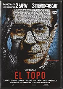 El Topo (Import Movie) (European Format - Zone 2) (2012) Gary Oldman; Colin Firth; Tom Hardy; Mark Strong;