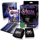 Nintendo 3DS - The Legend of Zelda: Majora's Mask - Special Steelbook Edition