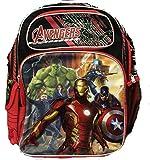 """Marvel Avengers Assemble School 16"""" Backpack"""