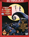 The nightmare before Christmas�(2D+3D...