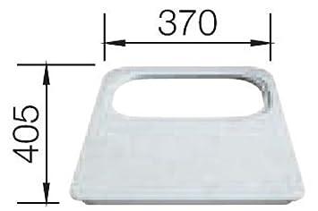 blanco 218 796 kunststoff schneidebrett schneidbrett zubeh r sp le sp lbecken dc889. Black Bedroom Furniture Sets. Home Design Ideas