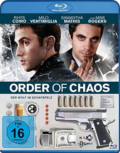 Order of Chaos - Der Wolf im Schafspelz [Blu-ray]