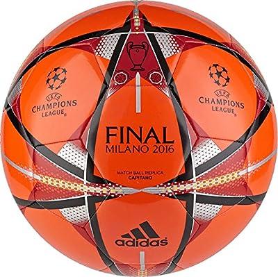adidas Performance Finale Milano Capitano Soccer Ball