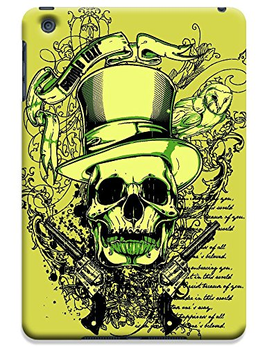 Fantastic Faye Cell Phone Cases For Ipad Mini No.5 The Special Design With Skull Heads