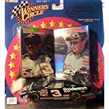 Winners Circle - Dale Earnhardt #3 -Team Collector Cards With Car