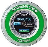 ヨネックス(YONEX) バドミントン ストリング NANOGY98 ロール100m コスミックゴールド NBG981