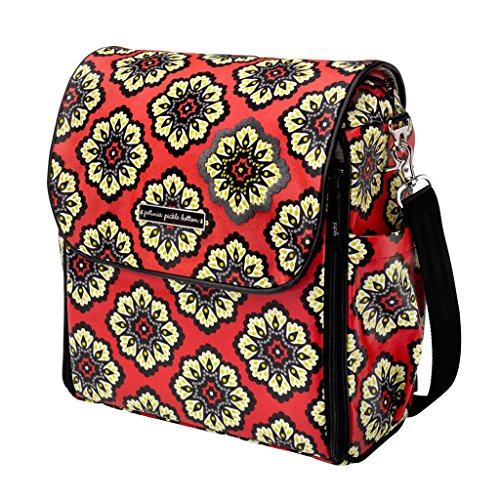 Petunia Pickle Bottom Boxy Back Pack, Lively Lima