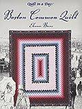 Boston Common Quilt (1891776096) by Burns, Eleanor
