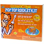Professor Wacky's Pop Top Rockets Science Kit