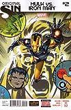 Original Sin, No. 3.2: Hulk vs. Iron Man, No. 2