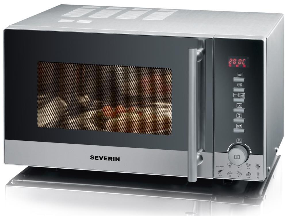 Severin MW 9722 Mikrowelle / 800 W / 20