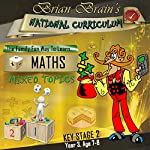 Brian Brain's National Curriculum KS2 Y3 Maths Mixed Topics   Russell Webster