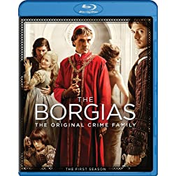 The Borgias: The First Season [Blu-ray]