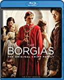 Cover art for  The Borgias: The First Season [Blu-ray]
