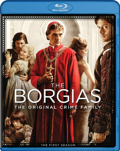 Cover art for  The Borgias: Season 1 [Blu-ray]