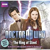 Doctor Who: The Ring of Steelby Stephen Cole