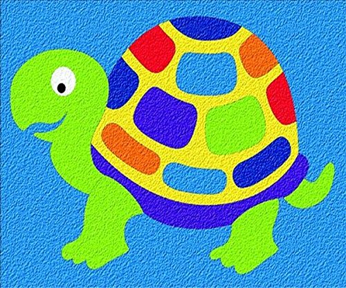 Lauri Crepe Rubber Puzzle - Turtle (Crepe Puzzle compare prices)