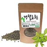 [Medicinal Korean Herbal Pills] 100% Sambung Nyawa ( Ashitaba / Mingreye ) Pills / ??? ? 4oz ( 113g ) (Tamaño: 4oz ( 113g ))