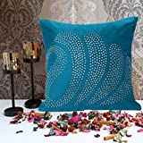 Cushion Casa Cushion Covers (Blue)
